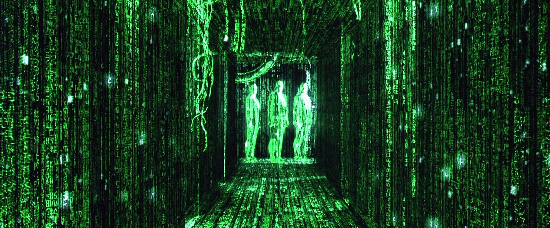 Co je to Matrix? (4. století př. Kř)