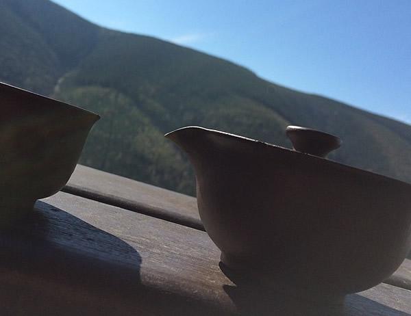 Sedm šálků čaje