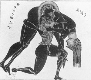 Ajax a Achillés